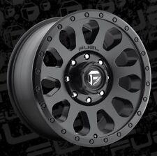 Fuel Vector 20x9 8x180 ET20 Matte Black Wheels (Set of 4)