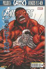 Avengers: X-Sanction 2 di 2- Marvel Miniserie 127 Panini Comics - ITALIANO NUOVO