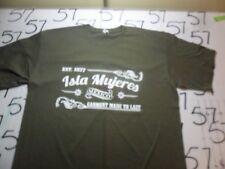 XL- Isla Mujeres Mexico T- Shirt