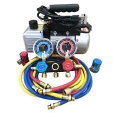Fjc, Inc. 9281yf R1234yf Vacuum Pump & Manifold Set