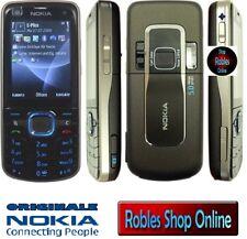 Nokia 6220 Classic Black (without Simlock) 3g 5mp Xenon Flash GPS Radio Very Good