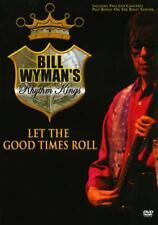 BILL WYMAN'S RHYTHM KINGS: LET THE GOOD TIMES ROLL NEW REGION 2 DVD