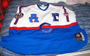 Negro League Baseball Museum Atlanta Black Crackers Baseball Jersey Size 5XLG