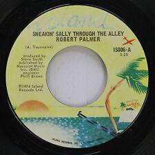 Rock 45 Robert Palmer - Sneakin' Sally Through The Alley / Epidemic On Island Re