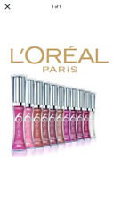 BRAND NEW LOREAL GLAM SHINE 6H LIPGLOSSES..*CHOOSE YOUR SHADE*