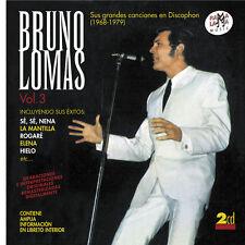 BRUNO LOMAS Vol.3-2CD