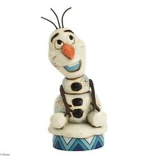 Disney Traditions Frozen Silly Snowman Olaf Figurine new in box