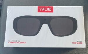 iVUE Vista 4K/1080P HD 64GB Polarized Camera Glasses - Brand New FREE SHIPPING