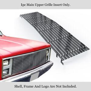 Fits 1981-1987 Chevy C/K Pickup/Suburban/Blazer Upper Rivet Billet Grille