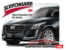 2014-2019 Cadillac CTS Sedan 3M Pro Series Front Bumper Paint Protection Kit