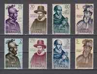 ESPAÑA (1964) MNH NUEVO SIN FIJASELLOS - EDIFIL 1622/29 FORJADORES