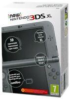 NINTENDO 3DS XL NEW NERO METALLICO ORIGINALE ITALIANO SIGILLATO