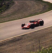 Mario Andretti #1 STP Car - 1970 USAC Sears Point - Orig 120 Format Race Slide