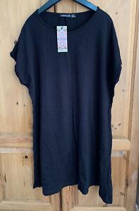 BNWT Ladies Oversized Roll Up T-shirt Dress Maternity 10 Bohoo