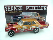 1965 DODGE CORONET SEDAN YANKEE PEDDLER AWB INJECTED 426 HEMI 1:18  #1806502sc