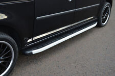 Aluminium Side Steps Bars Running Boards To Fit SWB Fiat Scudo (2006-16)