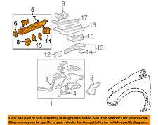TOYOTA OEM 04-14 Sienna FENDER-Rail assy Left 5702808011