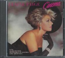ELAINE PAIGE - Cinema CD Album 12TR (PICKWICK MUSIC) 1984 RARE!!