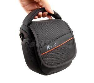 Canon PowerShot N Camera Bag Shoulder Strap Memory Card Mobile Card Pocket