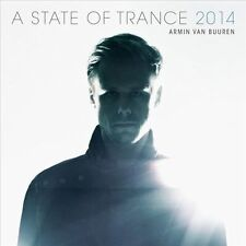 A State of Trance 2014 by Armin van Buuren (CD, Apr-2014, 2 Discs, Armada Music)
