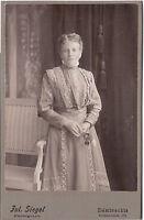 CAB photo Feine Dame - Helmbrechts 1900er
