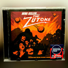 El ZUTONS - WHO KILLED - Música Cd Álbum