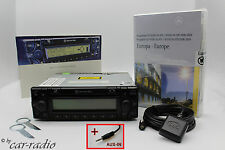 Original Mercedes Navigationssystem Audio 30 APS MP3 AUX-IN Becker Komplettpaket