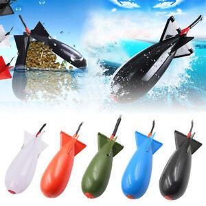 Spomb Carp Fishing Spod Bomb Bait Rocket Floats Carp Large Fishing Feede