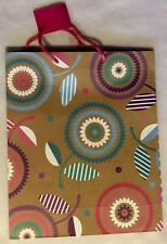 Gift Bag Mod All Occasion Large Flowers Gifts Present Sack