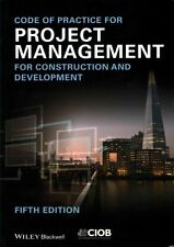 Code of Practice for Project Management for Construction and Develop... NEW BOOK