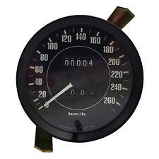 Tudor Speedo Gauge 260KPH For Classic Morgan +8 84-89 MDE0060