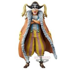 ONE PIECE Figura Clown BUGGY STAMPEDE Pirata 16cm DXF Grandline Men BANPRESTO