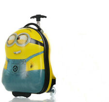 Kids Wheel Bag Trolley Cabin Suitcase Travel Case-Minion