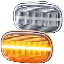 LED SEITENBLINKER für TOYOTA Carina E T19 | Celica T20 T23 | KLARGLAS  [7732]