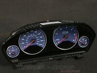 6805002 NEU BMW 4er D4 F33 ALPINA Tacho Kombi Instrument MPH speedometer 330km/h