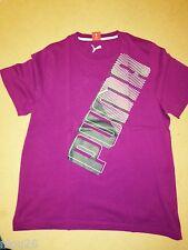 T-shirt tee shirt - PUMA - Taille Size XXL bordeaux - Neuf  New