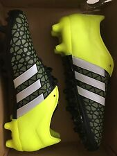 ADIDAS ACE 15.3 MENS FOOTBALL BOOTS ARTIFICIAL & FIRM GROUND SIZE 8.5 WORLD POST