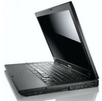 """Dell Latitude e6500 Intel P8700-2x2,5GHz 4GB-RAM 128SSD WINDOWS WEBCAM 15,4"""""""