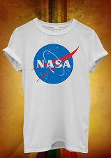 Nasa National Space Administration Men Women Unisex T Shirt Tank Top Vest 58