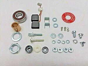 1100326 Generator Rebuild Repair Detail Kit Delco Remy 2 Brush 12 Volt 1955-64