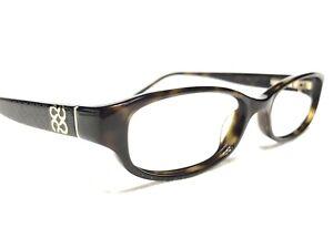 Coach Gwendolyn 2012 Women's Tortoise Rx Designer Eyeglasses Frames 48/16~135