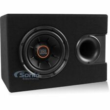 "JBL S2-1024SS 1000 Watts Peak 10"" SSI Subwoofer Enclosure with Slipstream Port"