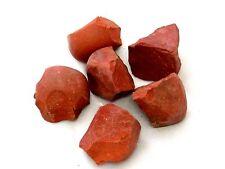 Red Jasper Rough 1/2 lb Lot Zentron Crystals