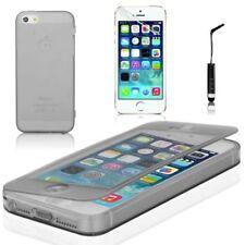 Étuis, housses et coques noir transparent Apple pour téléphone mobile et assistant personnel (PDA)