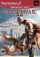 PlayStation2 : God of War VideoGames