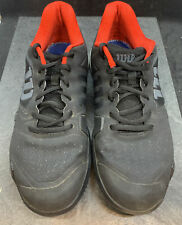 Wilson Rush Pro 2.5 Black/Red Mens Tennis Shoes Us Sz 9.5