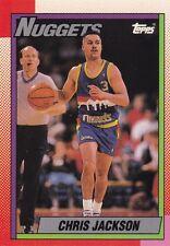 1992-93 Topps Archives #135 Chris Jackson Denver Nuggets