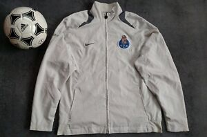 NIKE FC PORTO TRAINING FOOTBALL JACKET 2006-2007 Mens Size M