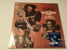 New Elvin Jones Trio - Puttin' It Together 2 x 45RPM 180 GRAM LP Music Matters