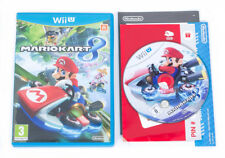 Mario Kart 8  - Nintendo Wii U Game & Case PAL